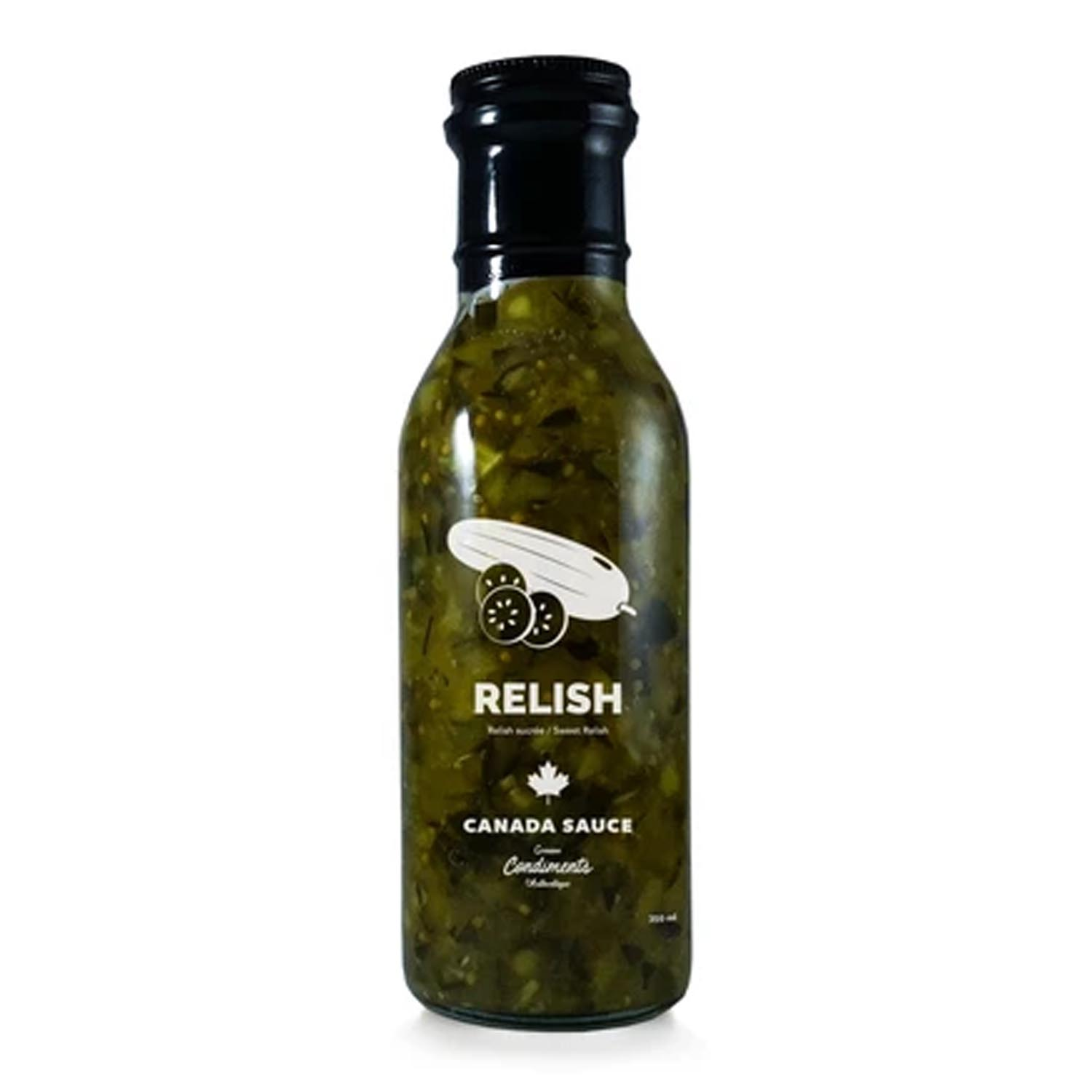 Relish Sauce 350 Ml Seasoning And Sauce Mayrand