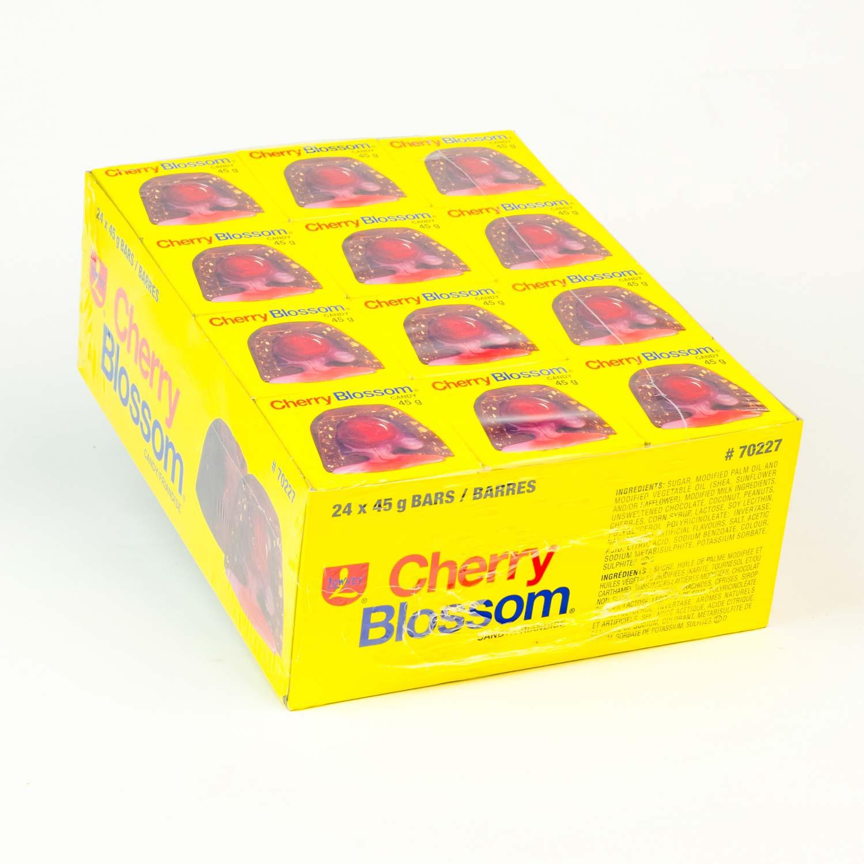 Cherry Chocolate Bars x24