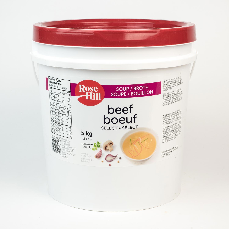 Melange Orange Et Rose beef soup base 5 kg
