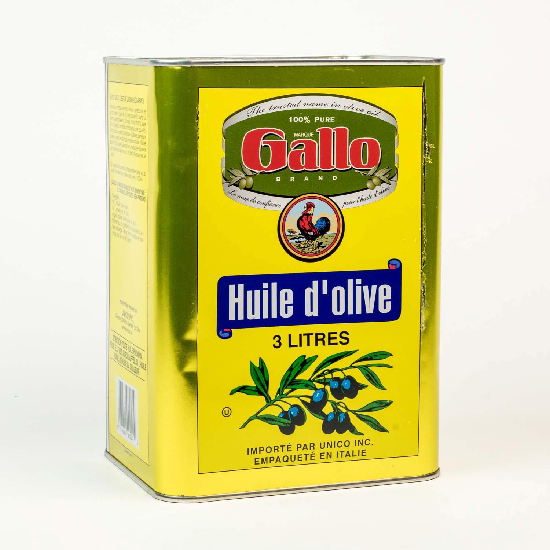 Huile d'olive 3 L - Huile d'olive | Mayrand