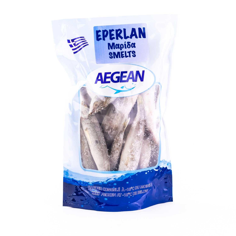 Éperlan congelé 1 Lb - Aiglefin   Mayrand