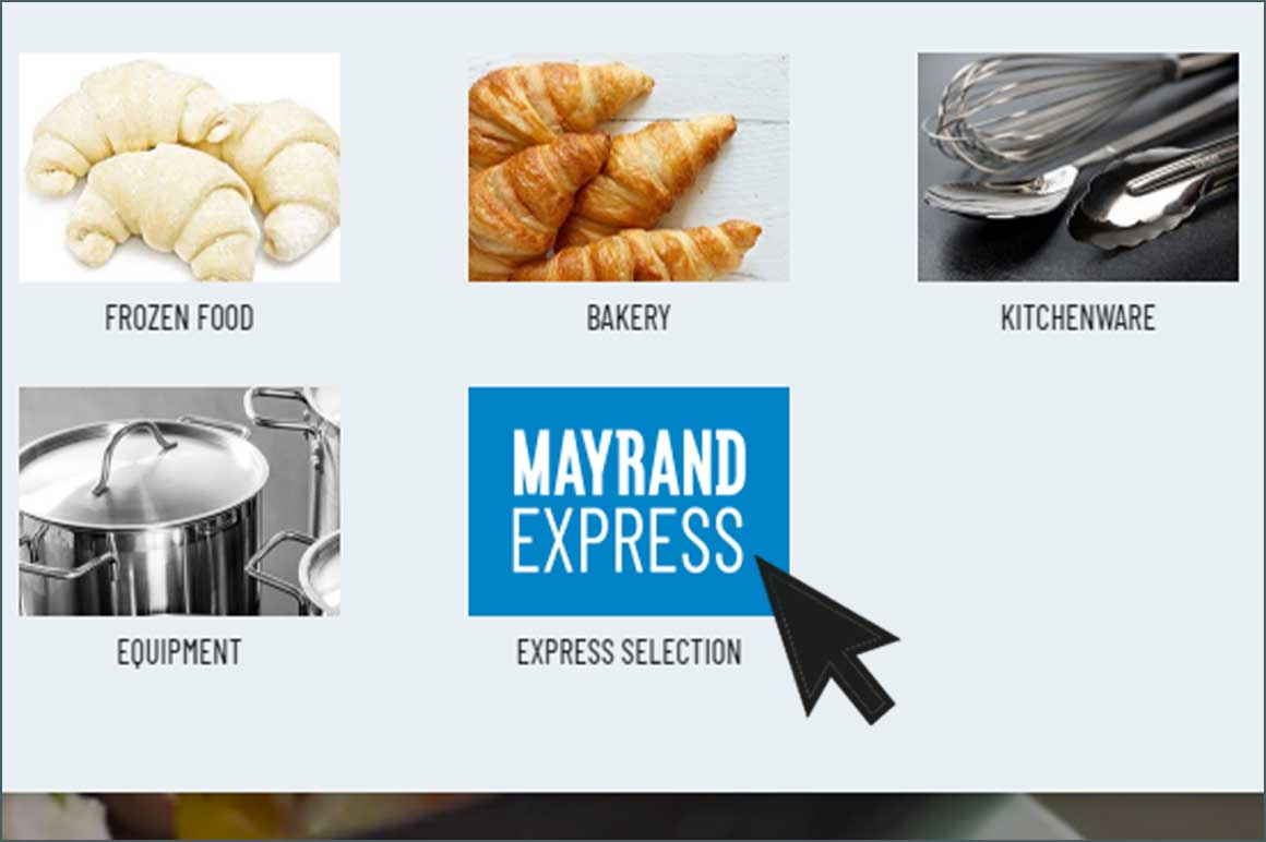 Mayrand Express - Optimized Online Service